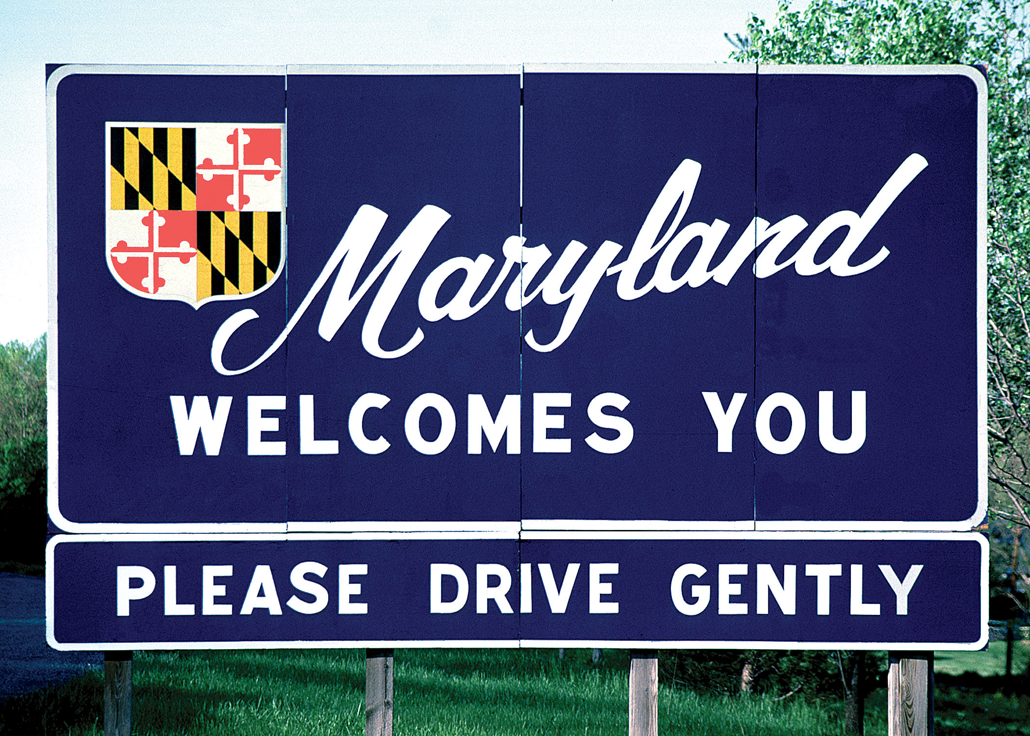 Image result for Welcome to Maryland